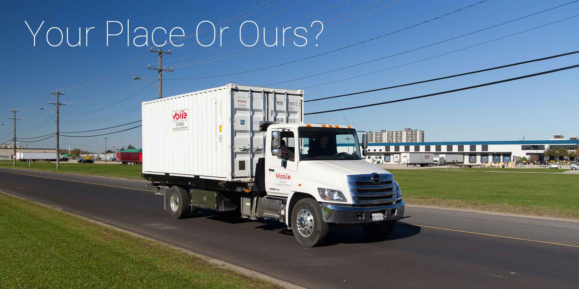 Mobile Storage: Mobile Storage Guelph