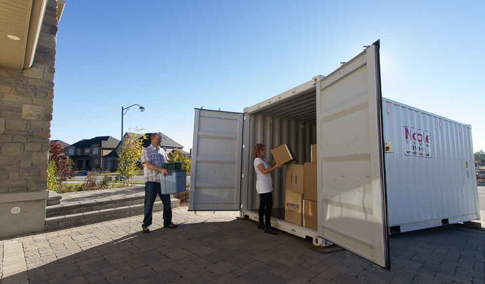 Moving & Storage Containers, Storage Units in Kitchener Waterloo