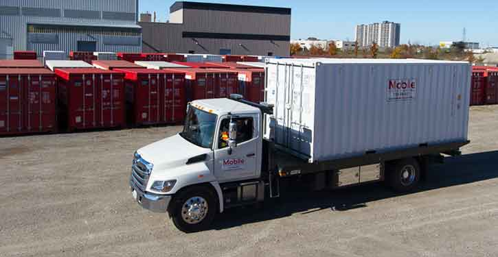 Mobile Storage Rentals Provides Clean, Dry, Secure Moving And Storage  Containers For Residential, Commercial, And Industrial Solutions!