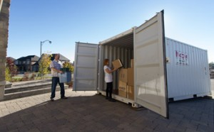 Storage Pods For Moving in Kitchener Waterloo & Cambridge