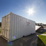 We can deliver a portable storage pod to your home