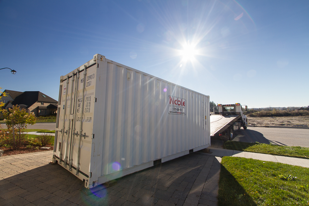 Kitchener Waterloo Moving & Mobile Storage Solutions