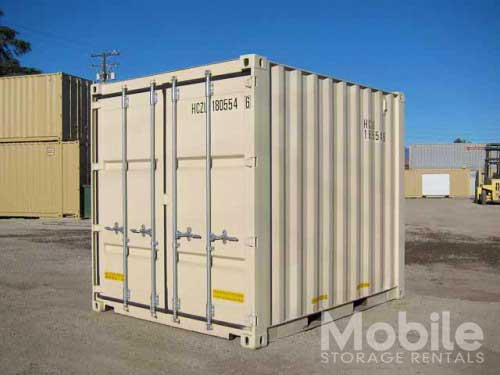 New 10' Shipping Container