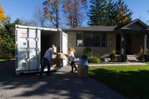 Move your home at your own pace