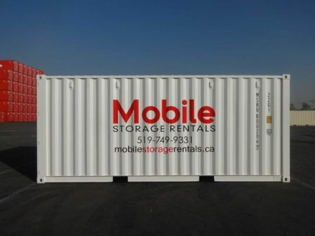 Mobile Storage Rentals Shipping Container Storage Pods
