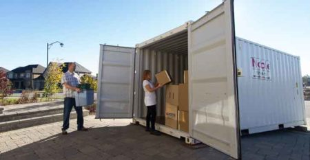 How to Pack Your Shipping Storage Container