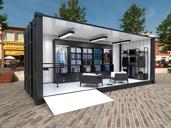 image of mobile storage retail space